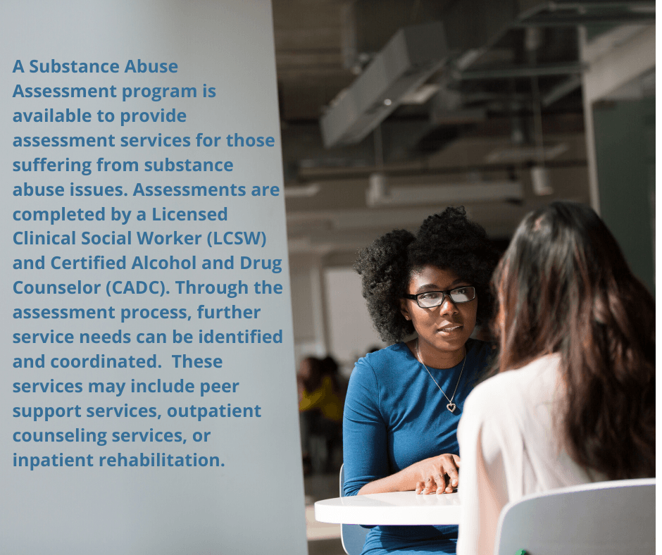 A Substance Abuse Assessment